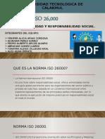 Presentación1 DE ISO 26000 - copia