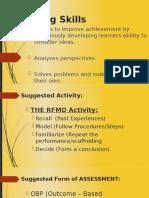 Pedagogical - Thinking Skills.pptx