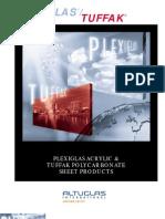 Plexiglas Acrylic _ Pc Sheets