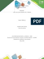 Informe Empresa Plasticos y Tecnologia SAS