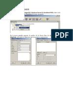 Crear Base de Datos En Postgress 8 2