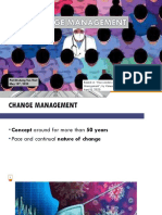 May 18-Change Managment