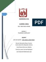 ALGEBRA LINEAL (UNIDAD 1)
