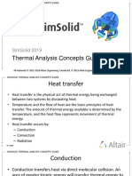 Altair SimSolid 2019_Thermal Analysis Concepts Guide
