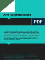 Arte Existencialista resumido