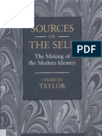 Sources of the Self_ the Making of the Modern Identity - Charles Taylor
