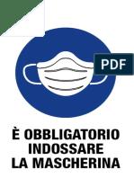 Allegato_Cartello obbligo mascherina