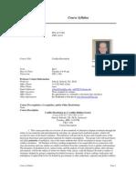 UT Dallas Syllabus for psy4377.001.11s taught by John Stilwell (stilwell)