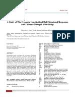 Dynamic Longitudinal Hull Structural Responses