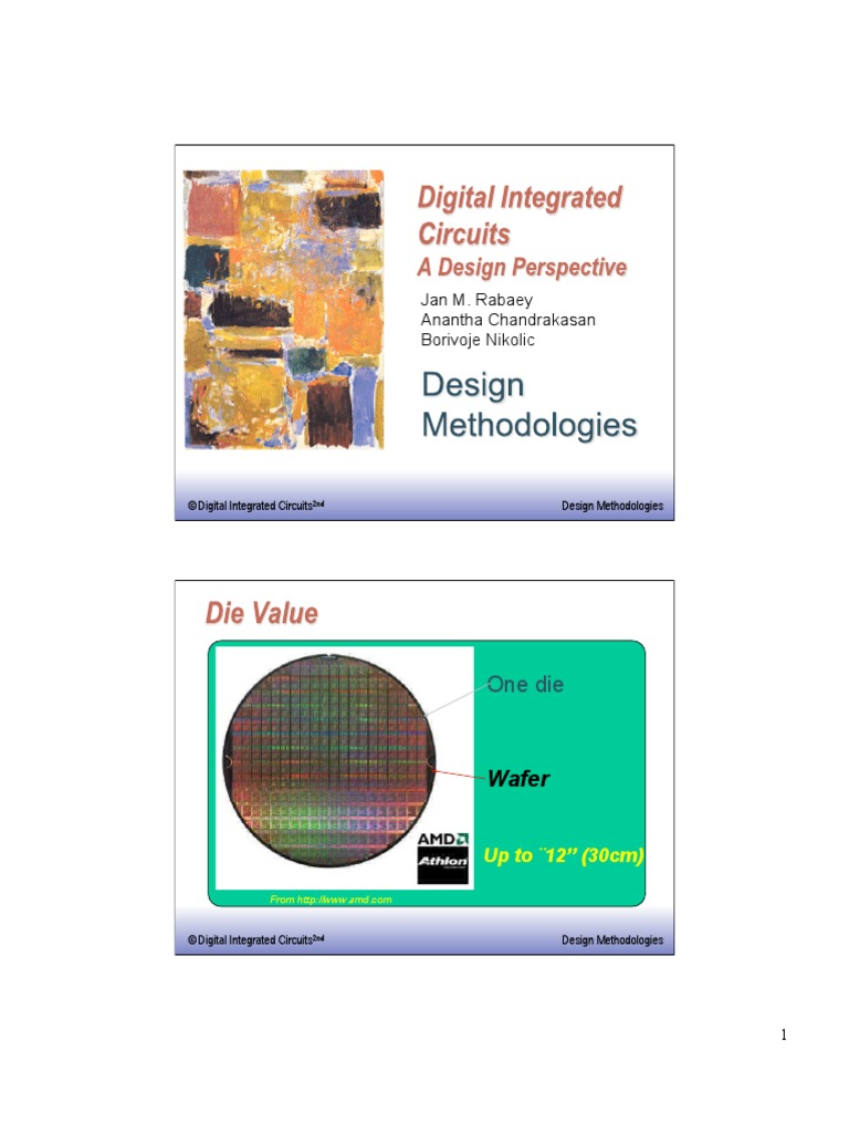 Chapter8 Slides Integrated Circuit Cmos Digital