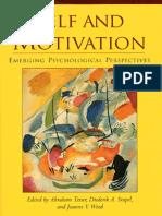 Self and Motivation_ Emerging Psychological Perspectives