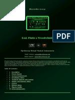DAL Flute & Woodwinds VST VST3 Audio Unit