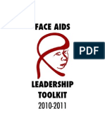 FACE AIDS Leadership Toolkit