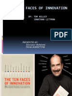 The 10 Faces of Innovation PPT
