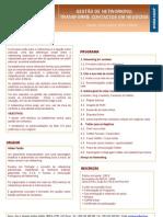 8ª Edição do Workshop de Networking Empresarial