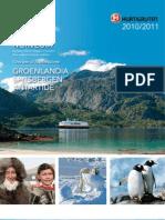 Giver Catalogo Hurtigruten 2010 2011