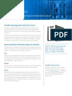 Azure Data Box Datasheet