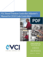 MVF (PLC) Traction Adjusters 2010 Manual