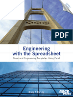 Engineering with the spreadsheet  structural engineering templates using Excel by Craig T Christy (z-lib.org).pdf