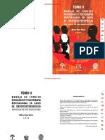 Milton Rojas - Tomo 2 Manual de Consejo Psicologico y pia Motivacional en Casos de Drogodependencias