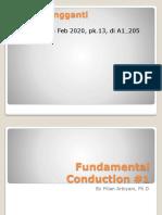 TME 226 - MK Perpindahan Panas - Lecture #2 - Fundamental Conduction #1.pdf