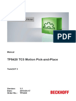 TF5420 TC3 Motion Pick-And-Place En