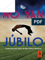 «Júbilo», Mo Yan