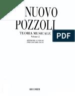 Il Nuovo Pozzoli Teoria Musicale Vol.II