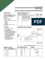 Datasheet - Buk 117-50dl