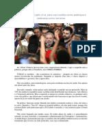 A esquerda torce contra o Brasil