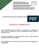 ATENÇÃO, CANDIDATOS!!! 2005.1