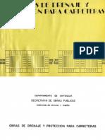 Cartilla Oopp - Obras de Drenaje y Proteccion Para Carreteras