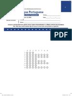 AAP - Língua Portuguesa - 1º ano do Ensino Fundamental