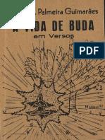 A vida de Buda, em versos