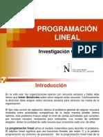 PROGRAMACION-LINEAL- 2020 I Semana 2