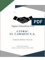 El Carmen Citric