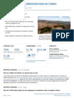 Rapport de situation - République démocratique du Congo - 14 juil. 2019