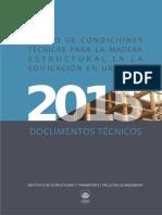 pliego de condiciones tecnicas para la madera estructural en la edificacion en uruguay