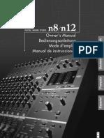 n12 Manual Cubase