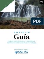 Guía Buenas Practicas Prestadores Operadores TurismoAventura Naturaleza Covid19 V01