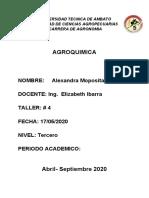 Alexandra Agroquimica #4