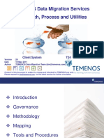 TEMENOS Data Migration Services_Approach_Process_Utilities_ V28_20110519