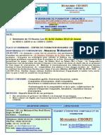 01-SEMINAIRE  DE FORMATION GESTION PRATIQUE DE LA PAIE -CM2F-