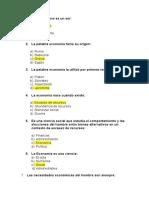 Cuestionario 18 preguntas
