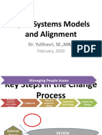 Chap 5. Open Systems Models and Alignment