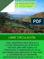 CURSO DE LEGISLACION Y NORMAS DE TRÁNSITO