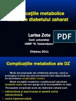 Comele diabetice