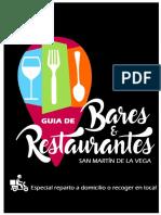 Guia de Bares y Restaurantes de San Martín de la Vega