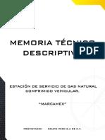 MEMORIA TECNICO DESCRIPTIVA MARCAMEX FINAL
