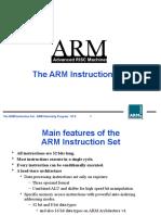 Slide 2 (ARM Instruction Set)